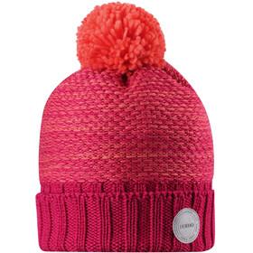 Reima Rinne Beanie Barn Raspberry Pink